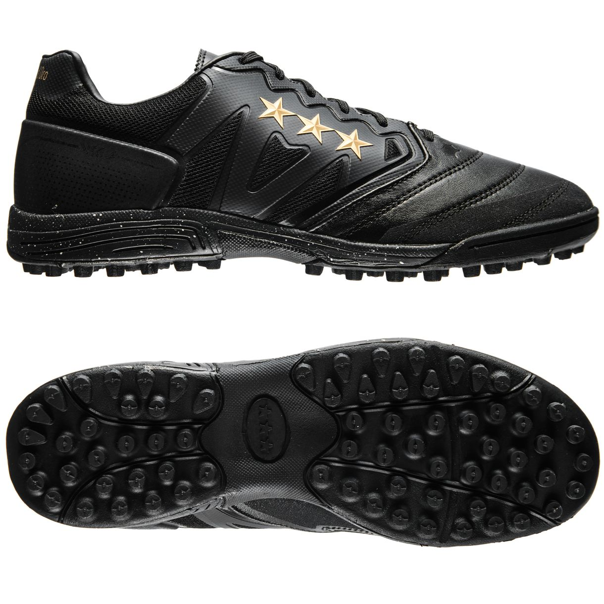 pantofola d 39 oro vega ultima tf black gold rush equipment football shirt blog. Black Bedroom Furniture Sets. Home Design Ideas