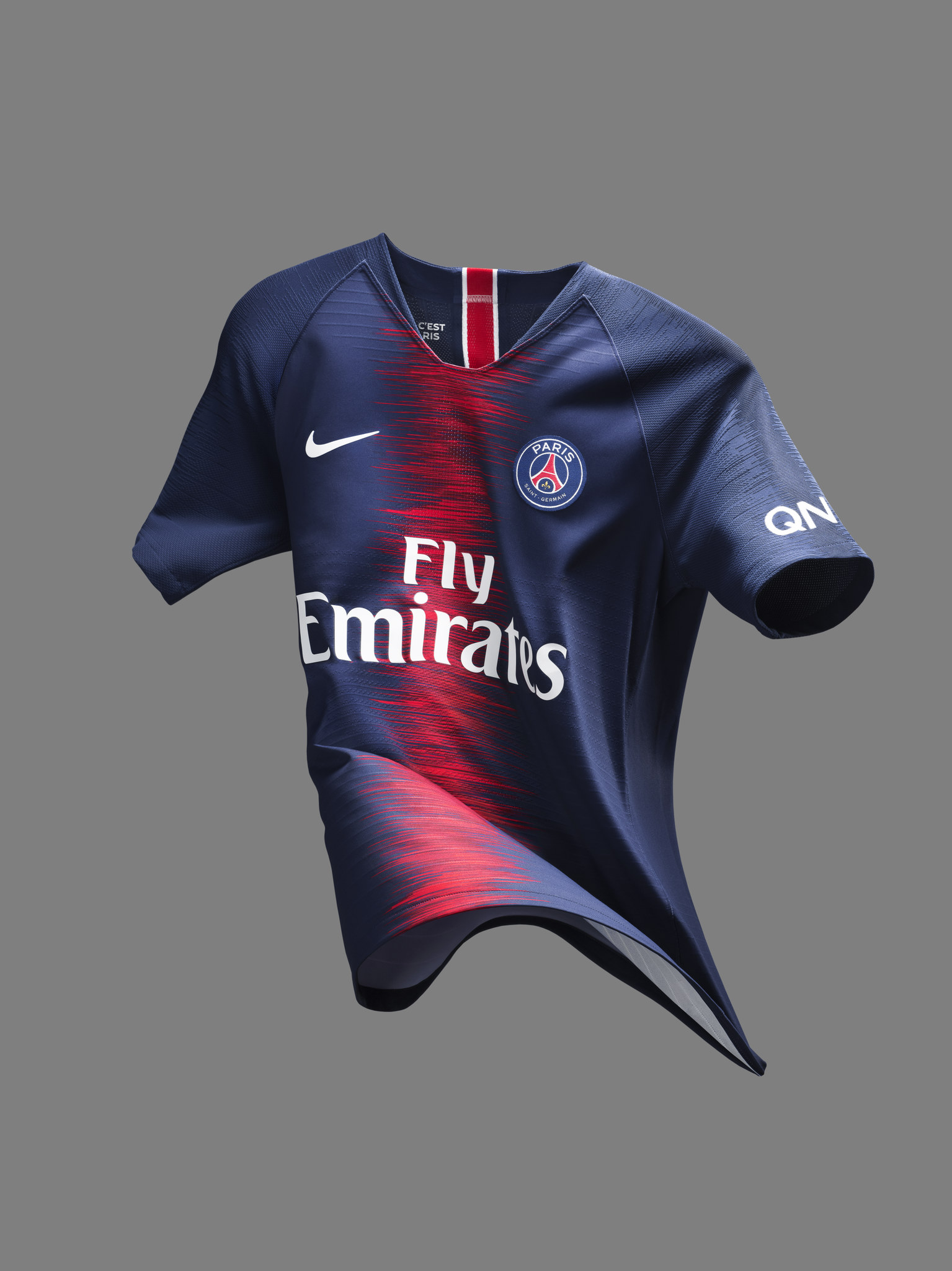 482a76576 ... Click to enlarge image paris saint germain 18 19 nike home kit g.jpg
