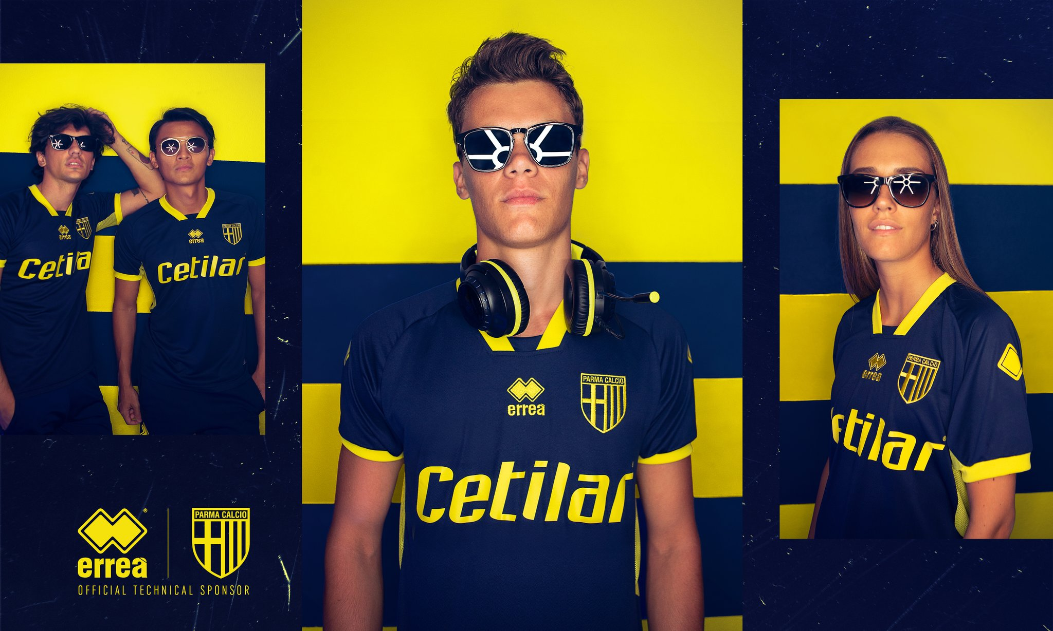 Parma 2020-21 Erreà Third Kit | 20/21 Kits | Football shirt blog