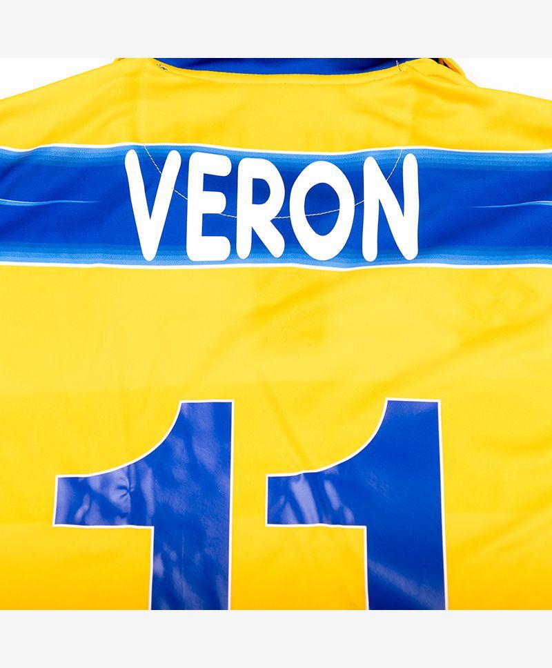 Parma Calcio X Erreà 1998-99 Legends Jersey | 20/21 Kits ...