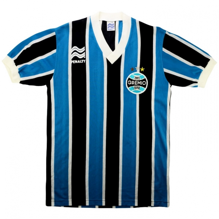 1fb67816674 Click to enlarge image  penalty_1986_gremio_match_worn_home_shirt_renato_gaucho_a.jpg ...