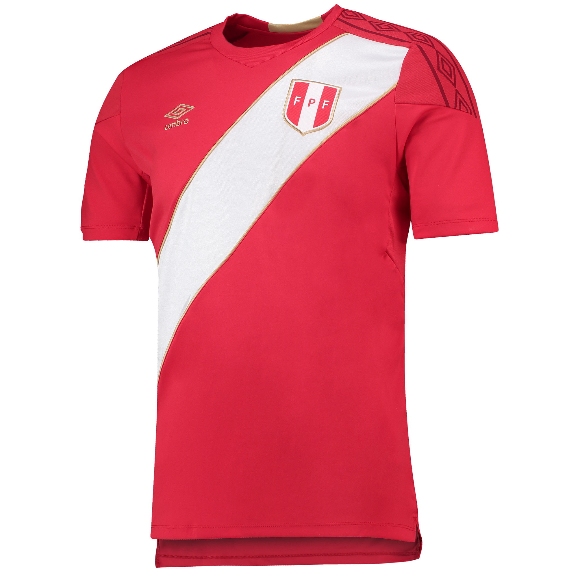 5508efeab ... Peru 2018 World Cup Umbro Home Kit · Click to enlarge image  peru 2018 world cup umbro away kit 1.jpg ...