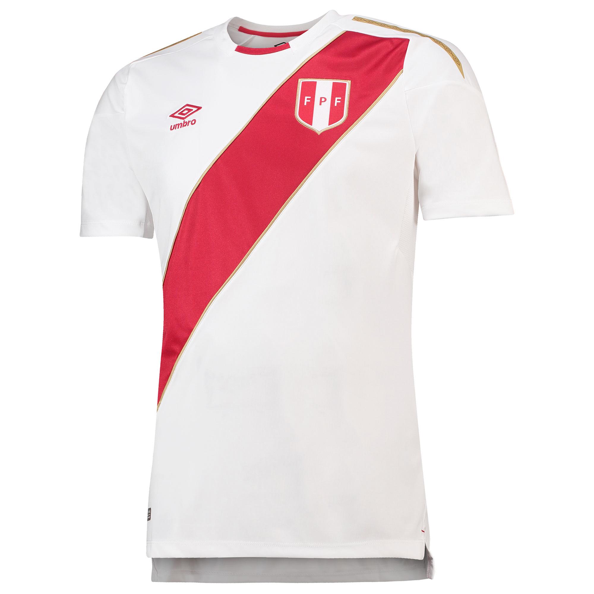 c31760ef5 ... Peru 2018 World Cup Umbro Away Kit · Click to enlarge image  peru 2018 umbro home kit 1.jpg ...