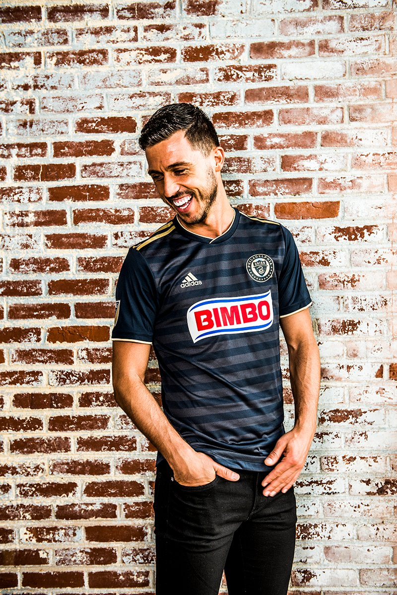 new product e17a0 2f5fe Philadelphia Union 2018 Adidas Home Kit | 17/18 Kits ...