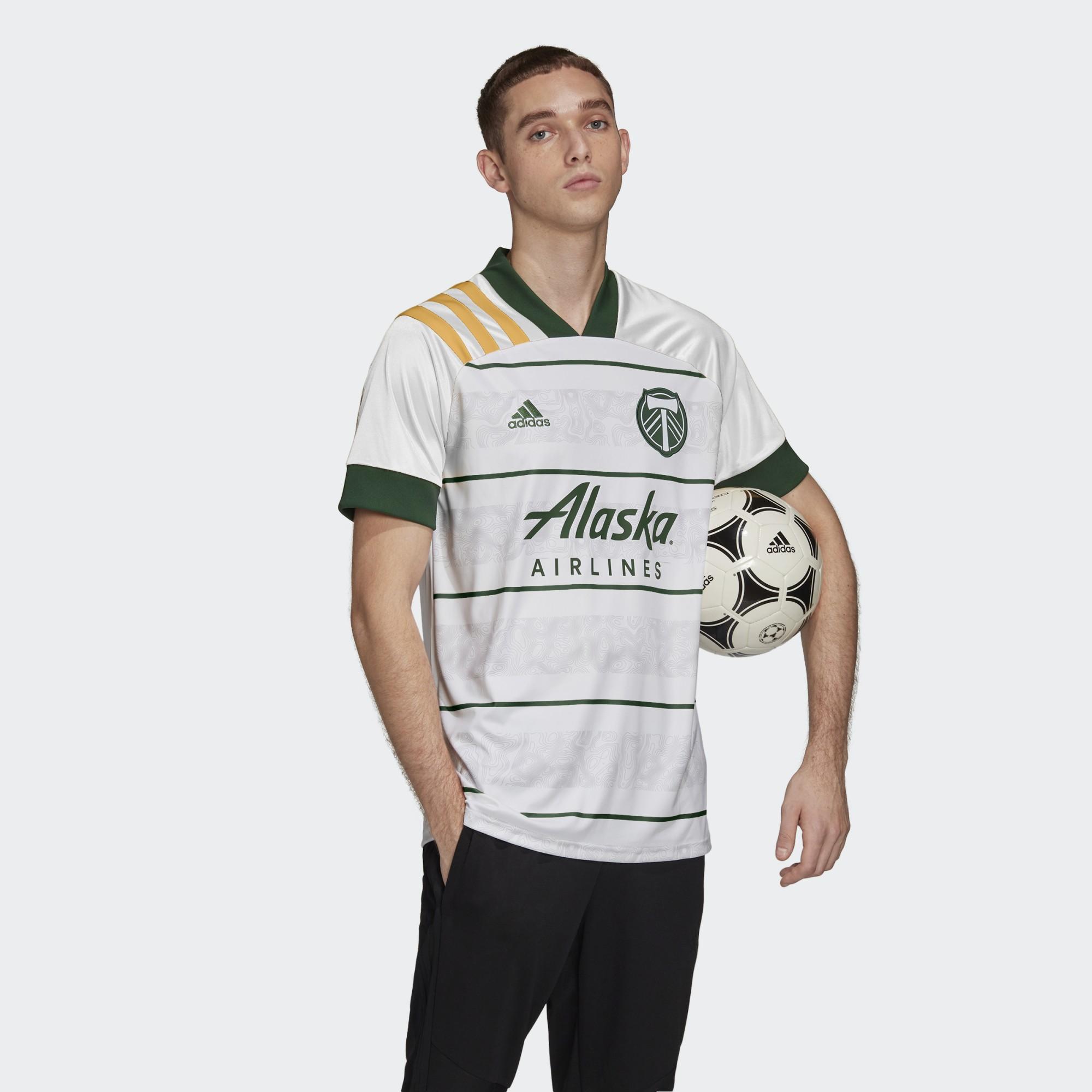 Portland Timbers 2020-21 Adidas Away Kit   20/21 Kits   Football ...