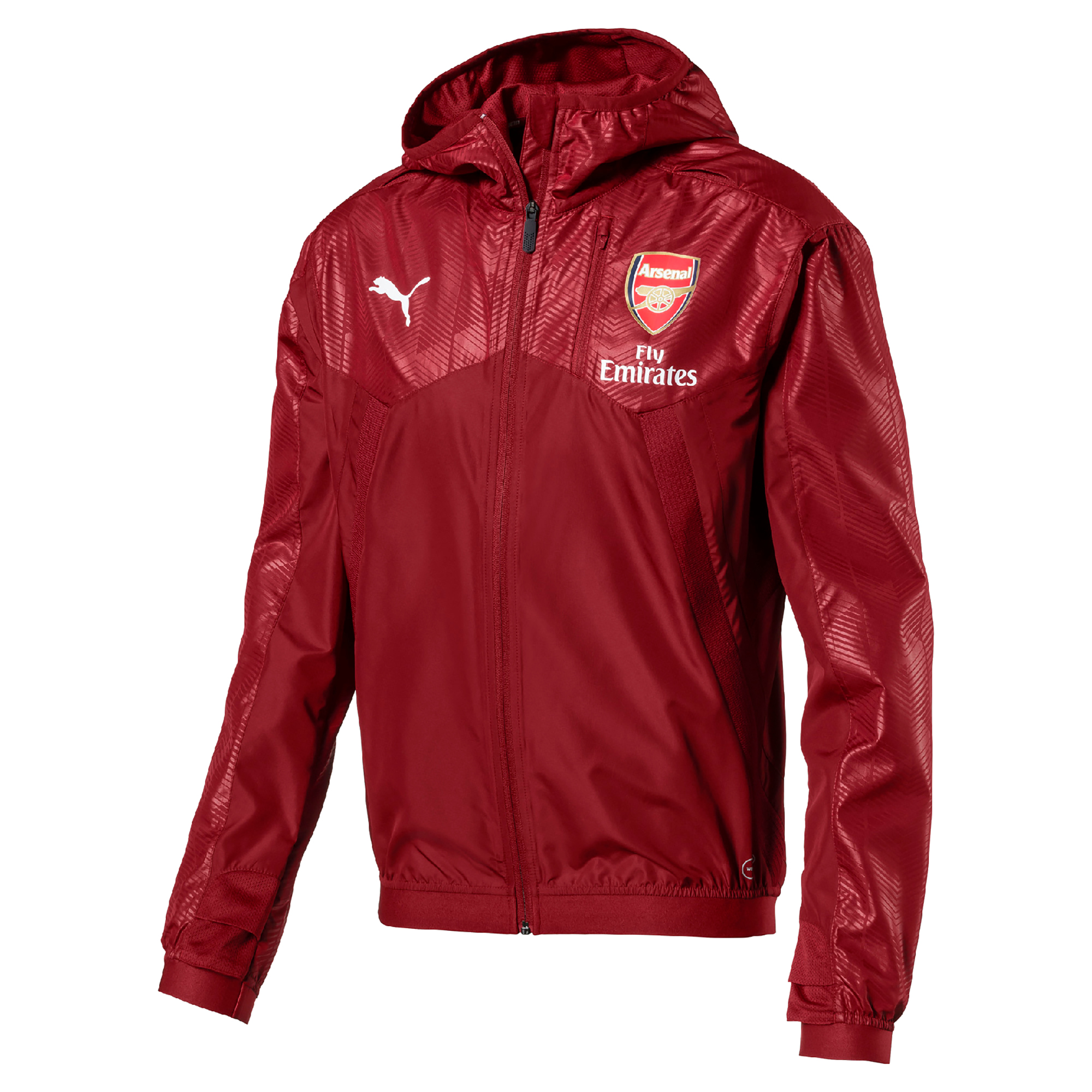 super popular 99885 52ac4 Puma Arsenal FC 17/18 Vent Thermo-R Jacket - Red | Equipment ...