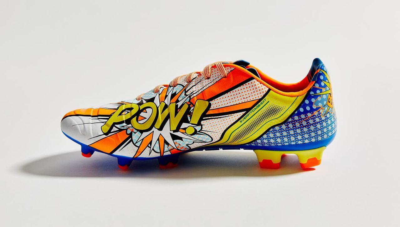4d4f3dd1181b Puma evoPOWER 1.2 Graphic Pop FG Football Boots - White   Orange ...