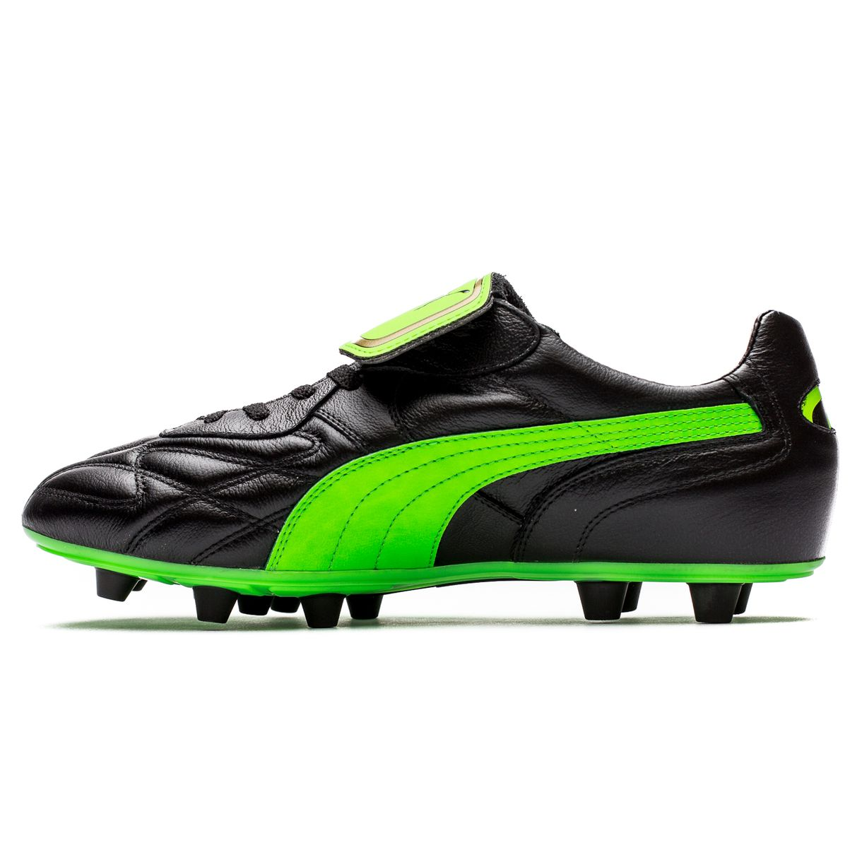 f3cb4fa7bde3e Click to enlarge image puma king top made in italy black green a.jpg  Click  to enlarge image puma king top made in italy black green b.jpg ...