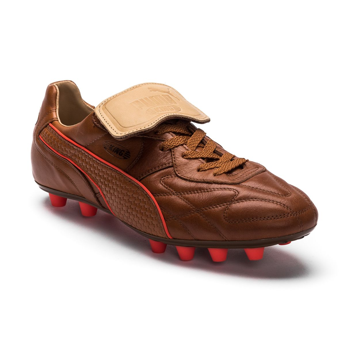 ... Click to enlarge image  puma king top mii naturale fg football boots brown d.jpg ... 806723ad0