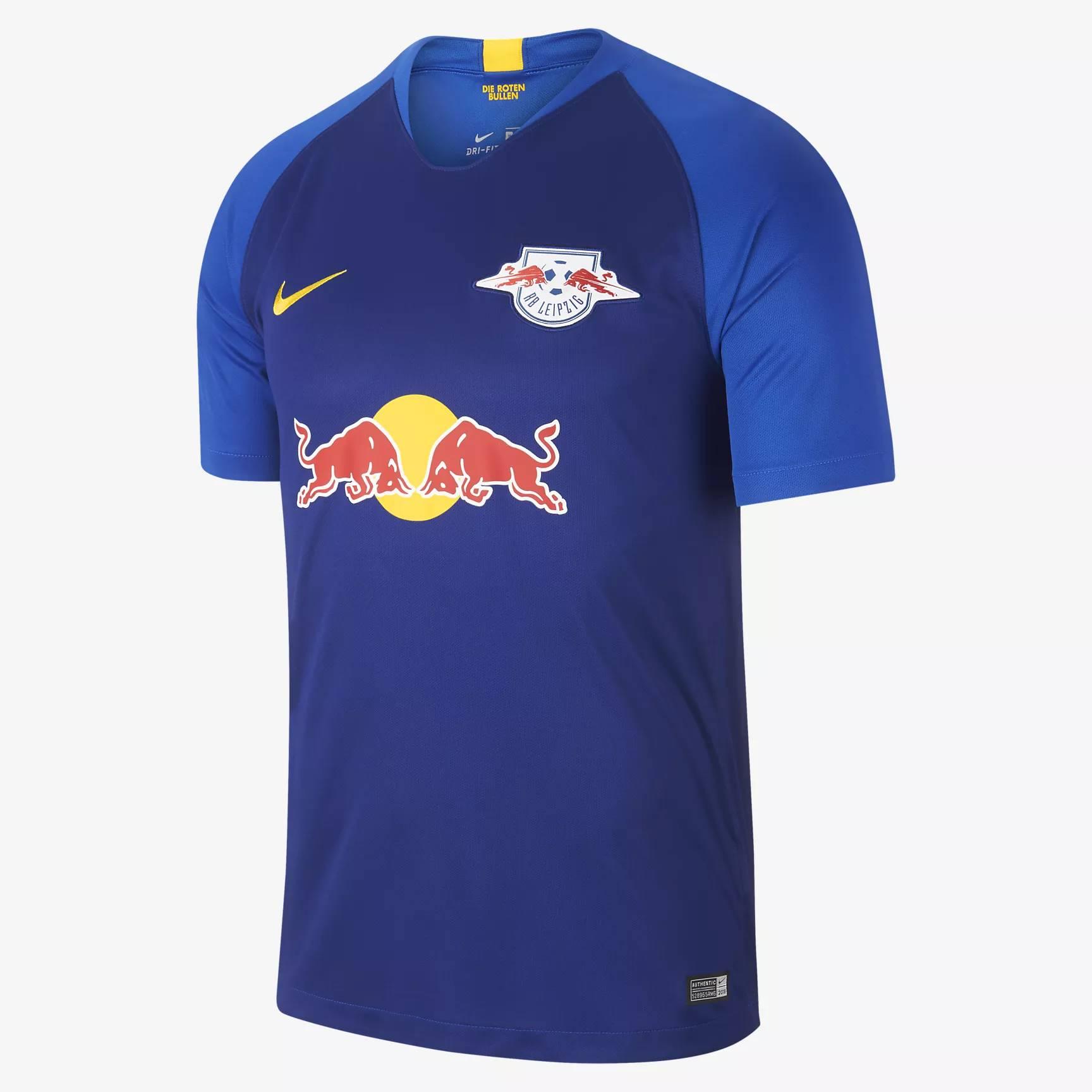 Rb Leipzig 18 19 Nike Away Kit 18 19 Kits Football