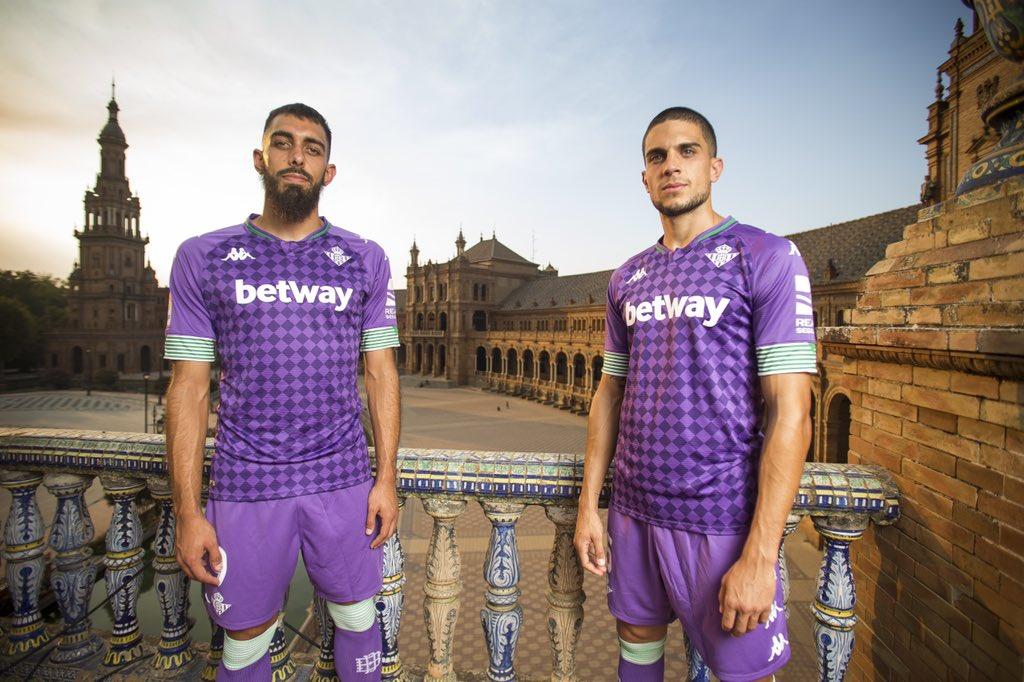 Real Betis 2020-21 Kappa Away Kit | 20/21 Kits | Football shirt blog