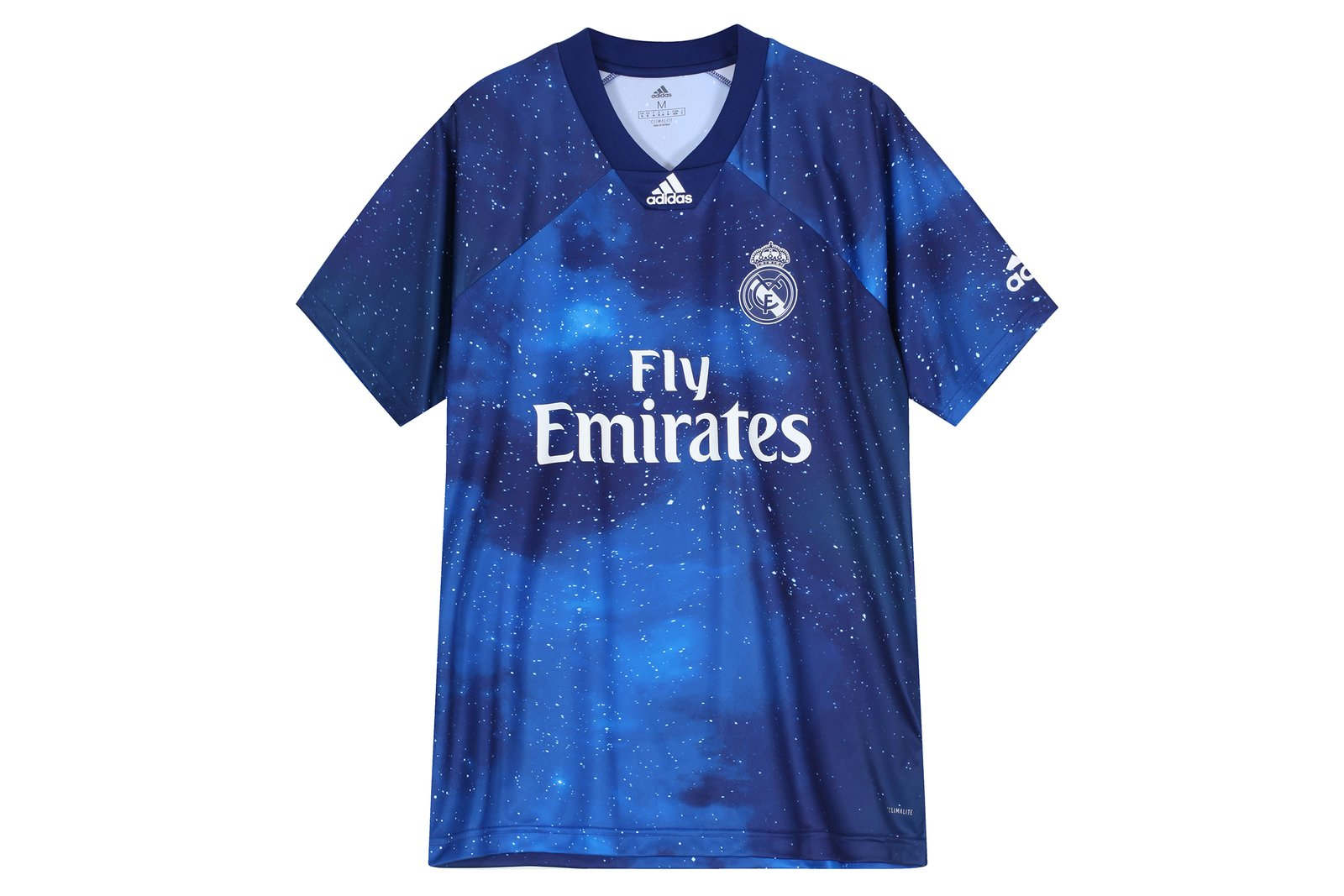 Real Madrid X Adidas X Fifa 19 Digital Fourth Kit | 1819