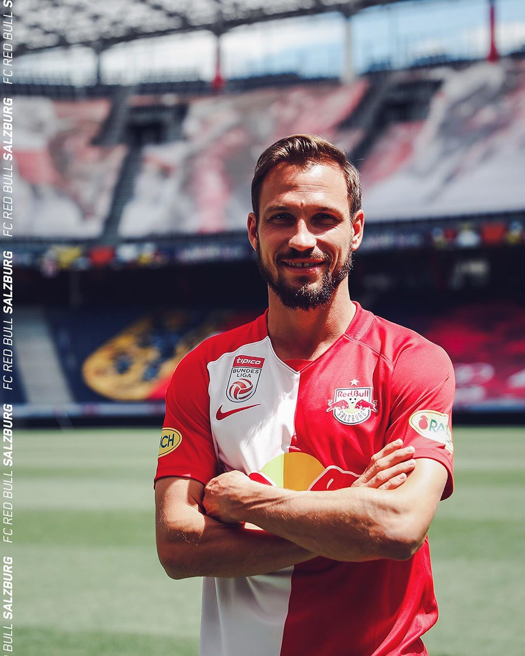 Red Bull Salzburg 2020 21 Nike Home Kit 20 21 Kits Football Shirt Blog