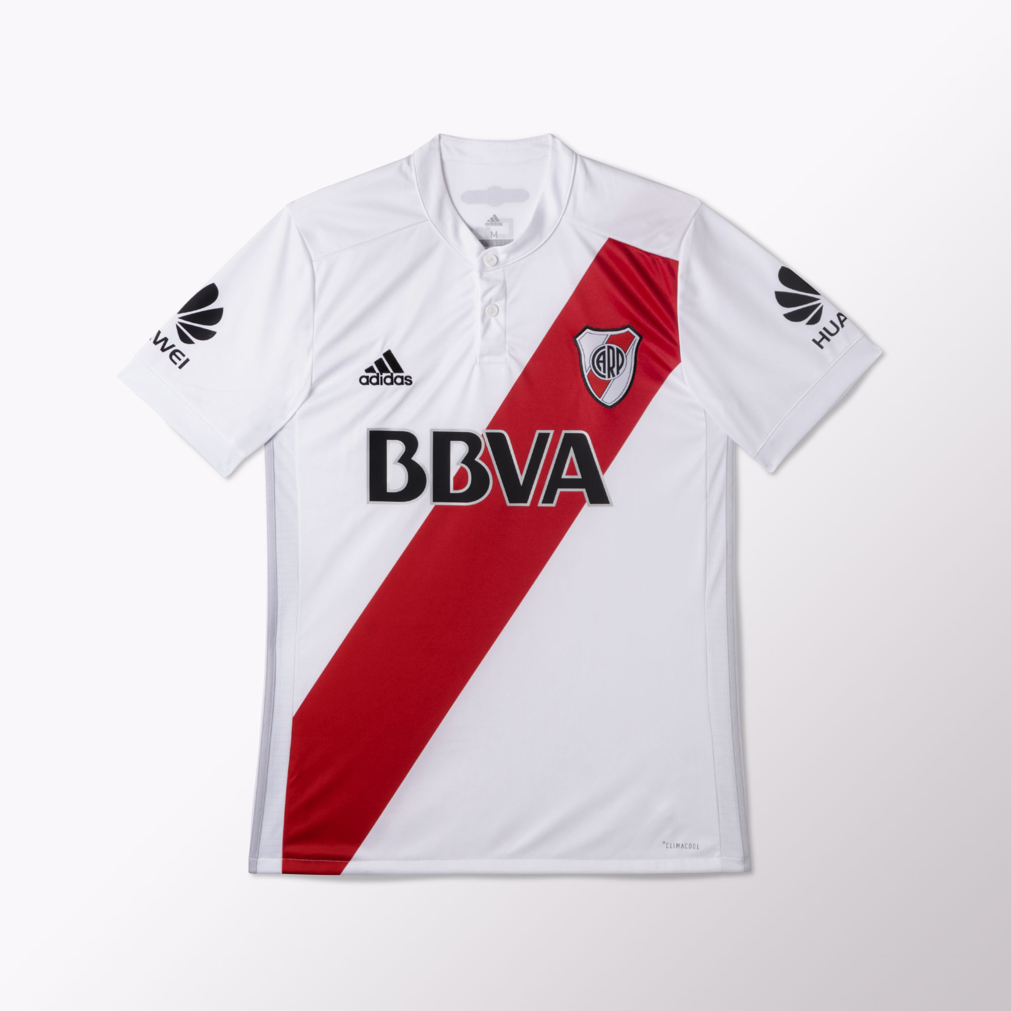 3a10a37e5e0 River Plate 17/18 Adidas Home Kit | 17/18 Kits | Football shirt blog