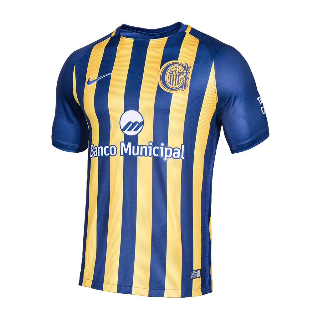 Click to enlarge image rosario central 2017 nike home away shirts a.jpg ... 4d2552c2b