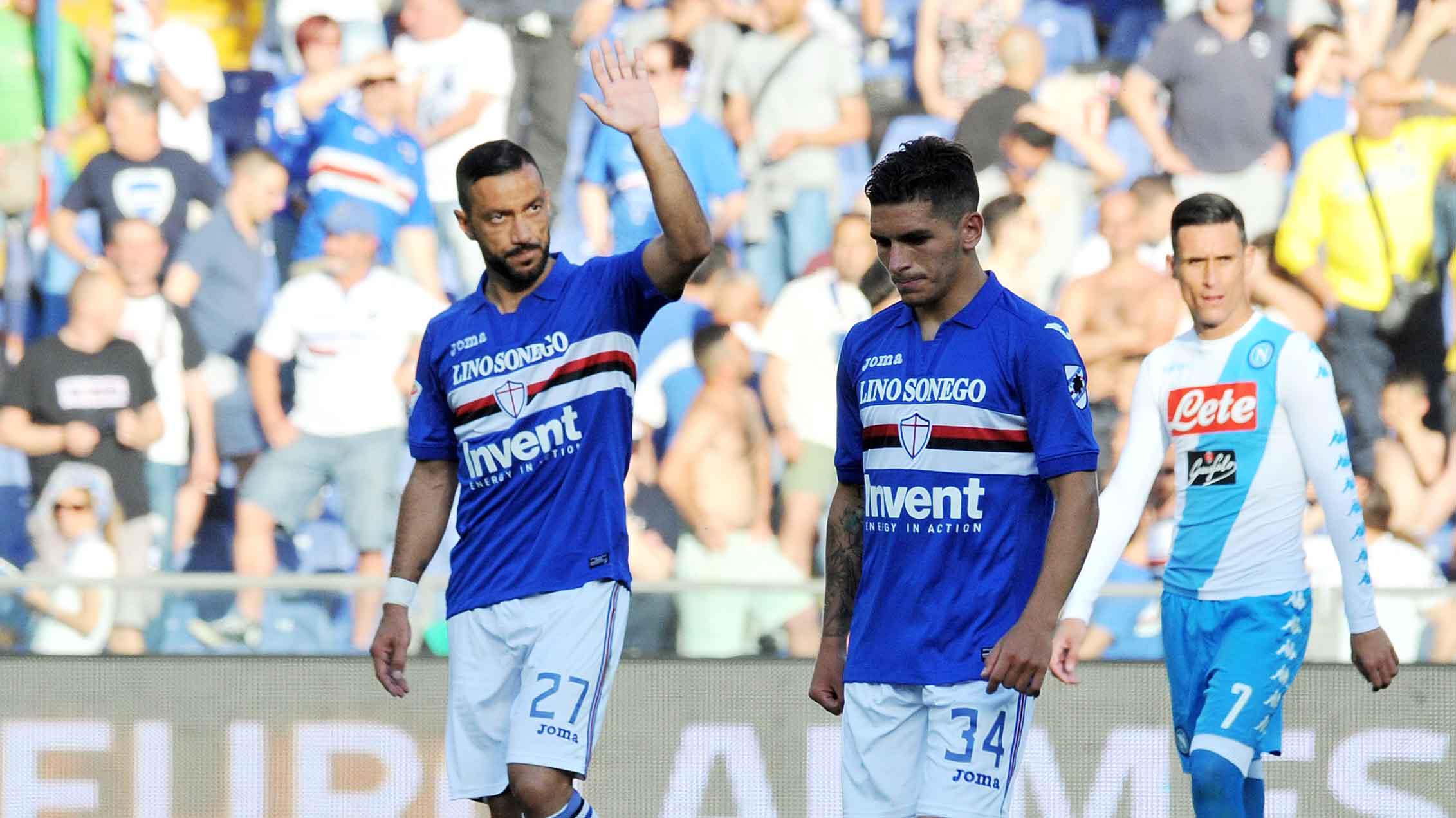 Image result for Sampdoria team 2017