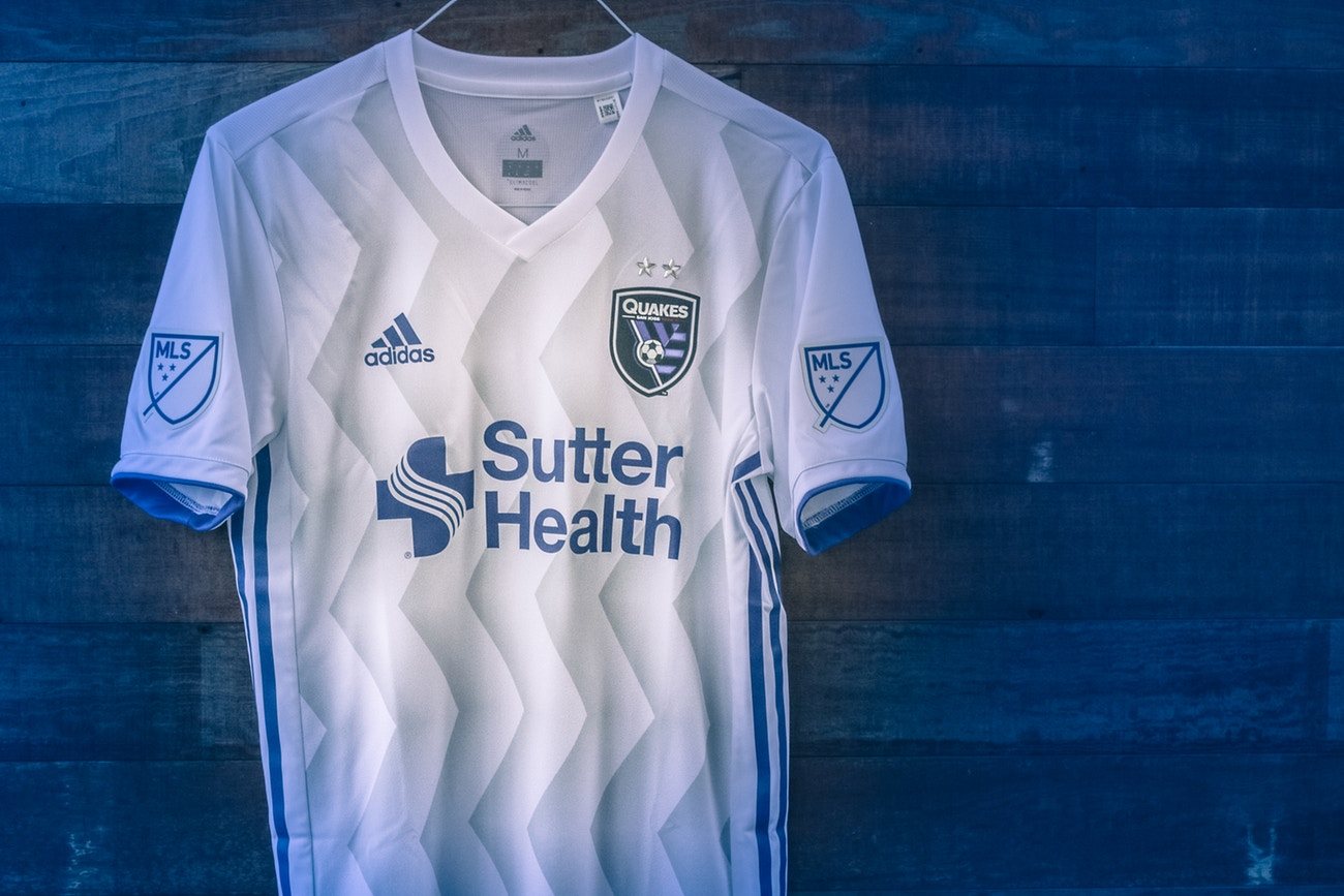 new concept f2bcf eabbf San Jose Earthquakes 2018 Adidas Away Kit | 17/18 Kits ...
