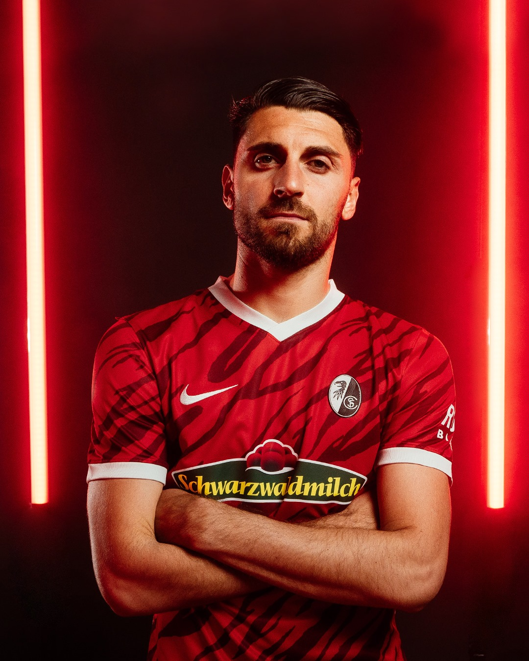 SC Freiburg 2021-22 Nike Home Shirt #SCF #SCFreiburg #Freiburg  #nikefootball | 21/22 Kits | Football shirt blog