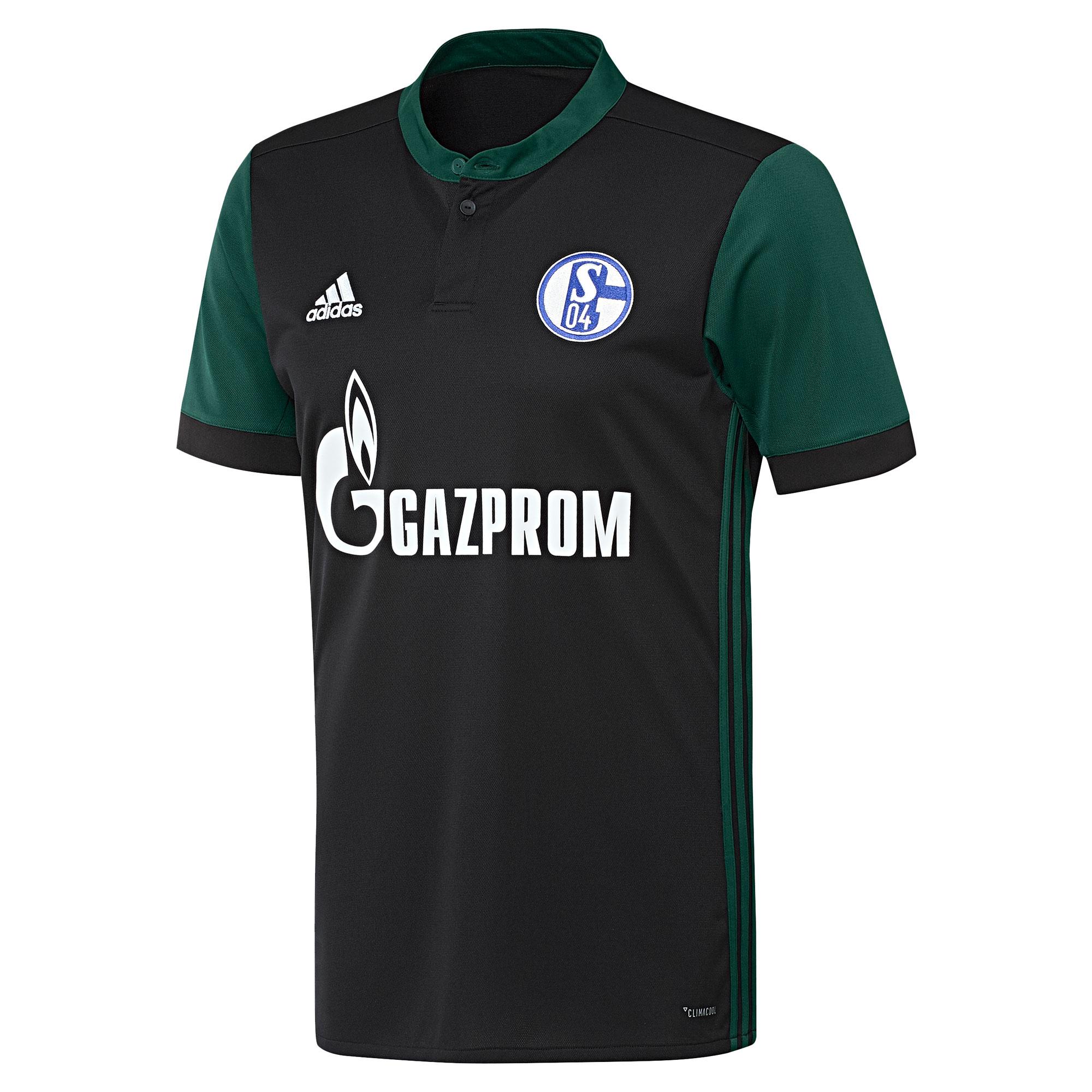 Schalke 04 2017-18 Adidas Third Kit | 17/18 Kits | Football shirt blog