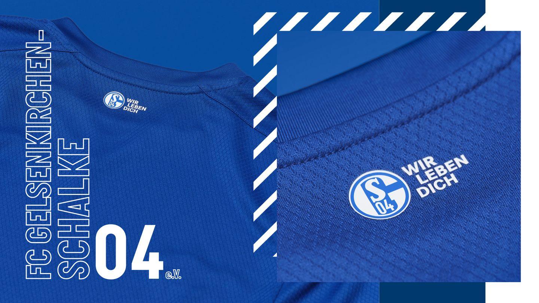 Schalke 04 2021-22 Umbro Home Kit   21/22 Kits   Football shirt blog