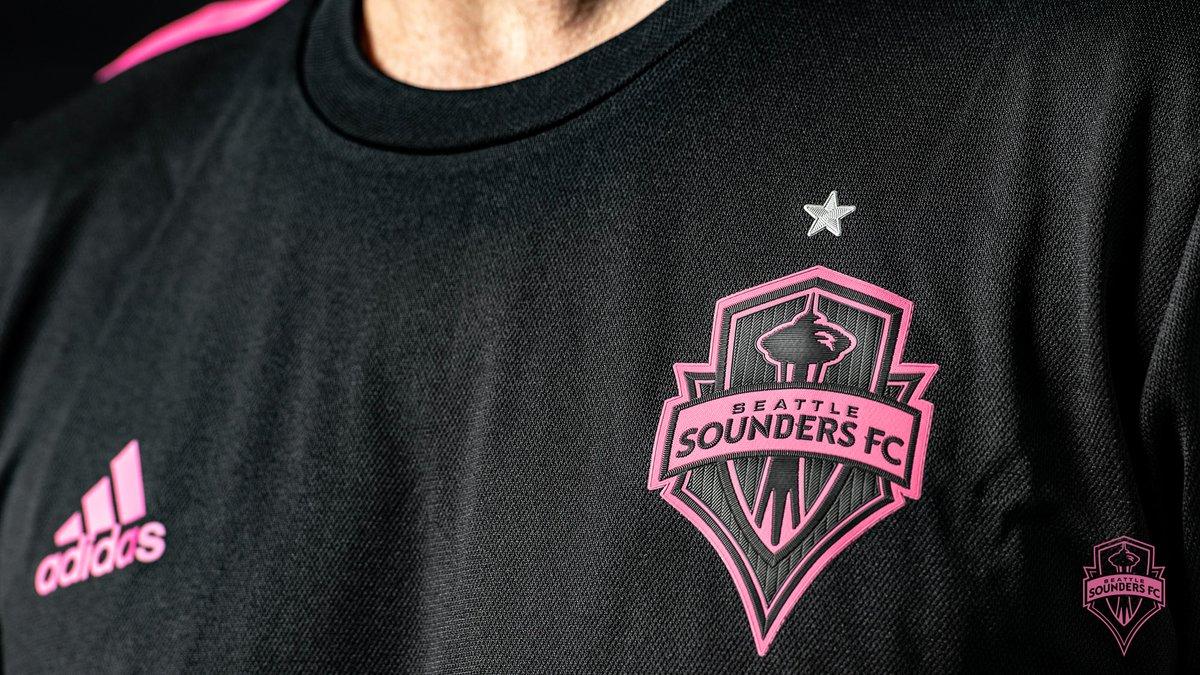 83a582ec Seattle Sounders 2019 Adidas Away Kit | 18/19 Kits | Football shirt blog