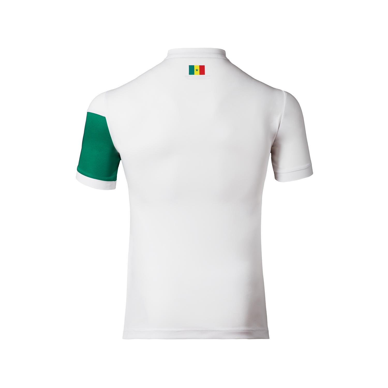 180f63e125f Senegal 2017 Romai Home Kit | 16/17 Kits | Football shirt blog