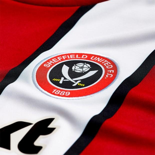 Sheffield United 17/18 Adidas Home Kit | 17/18 Kits ...