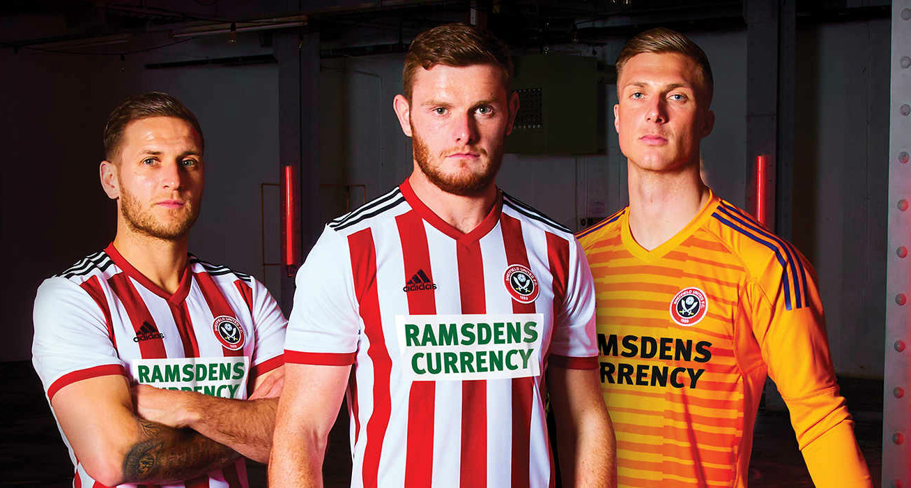 1f47c303c Sheffield United 2018-19 Adidas Home Kit