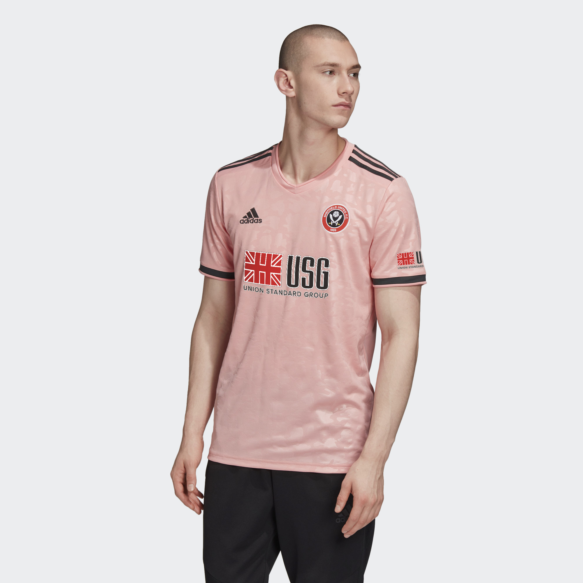 Sheffield United 2020-21 Adidas Away Kit   20/21 Kits   Football ...