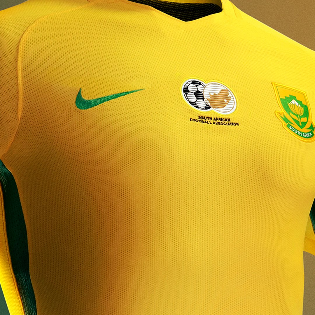 Amazon.com: 2010 world cup host SOUTH AFRICA Soccer Jersey ...  South Africa Soccer Jersey