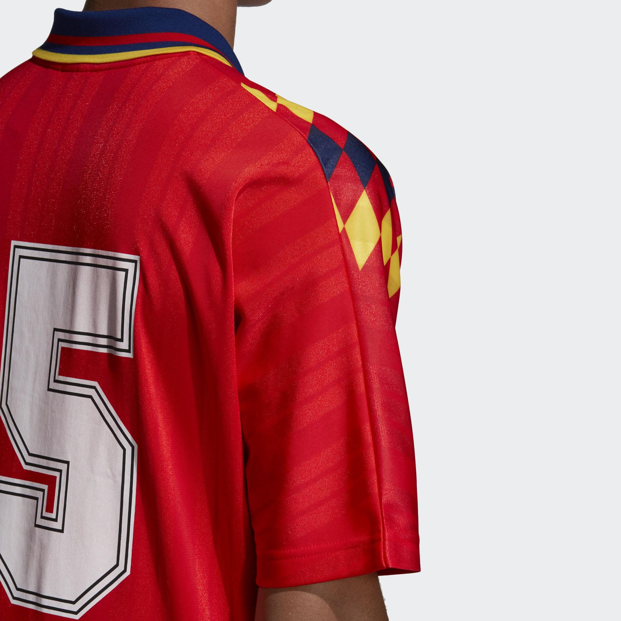 e2e12b54f0b ... Click to enlarge image  spain_1994_adidas_originals_home_replica_jersey_h.jpg ...