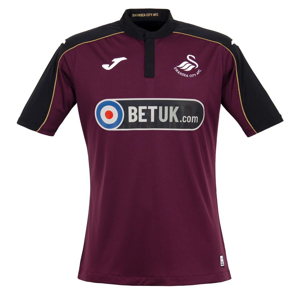 brand new a7e00 ca241 Swansea City 2018-19 Joma Third Kit | 18/19 Kits | Football ...