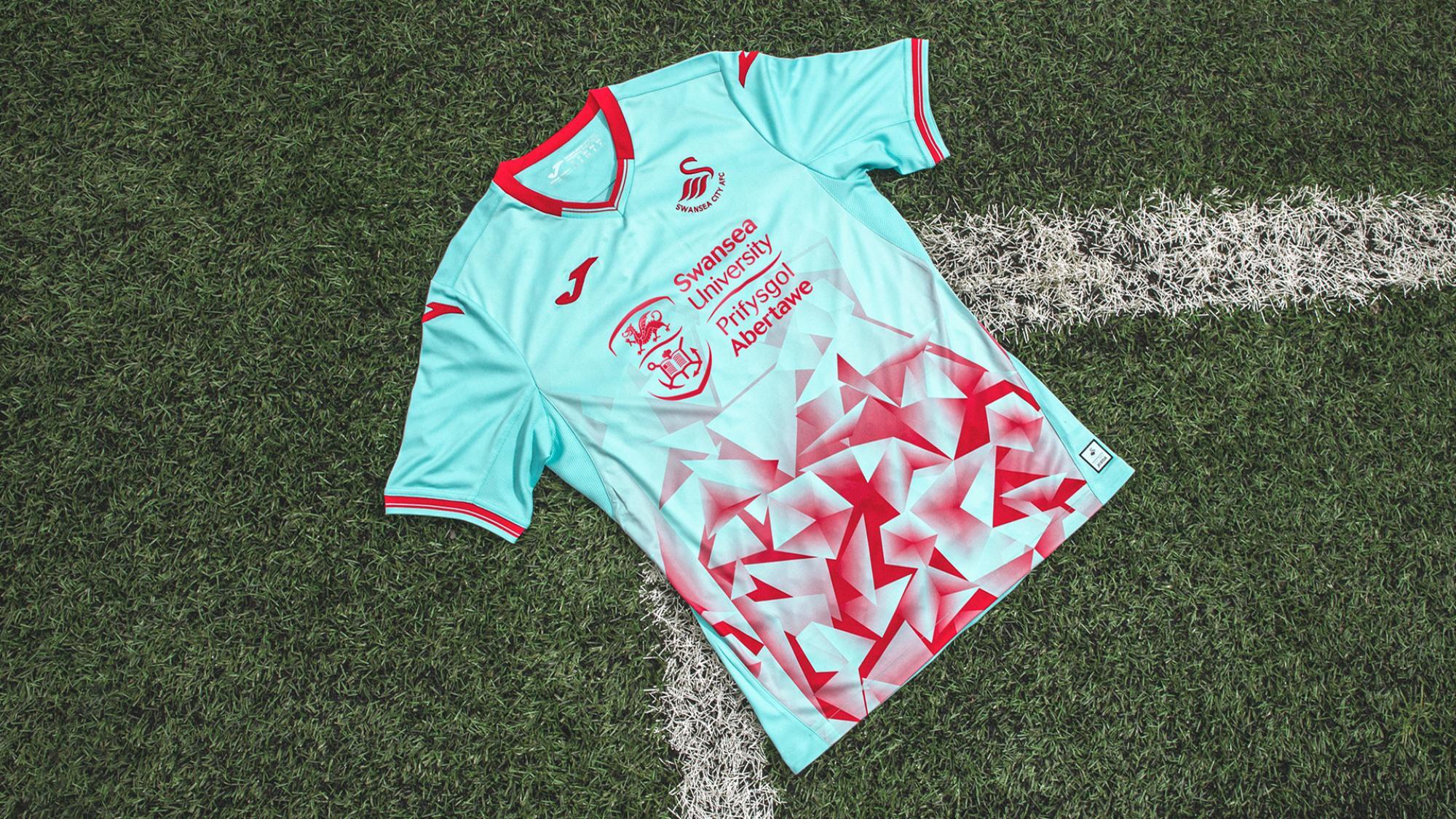 Swansea City 2020-21 Joma Away Kit | 20/21 Kits | Football shirt blog