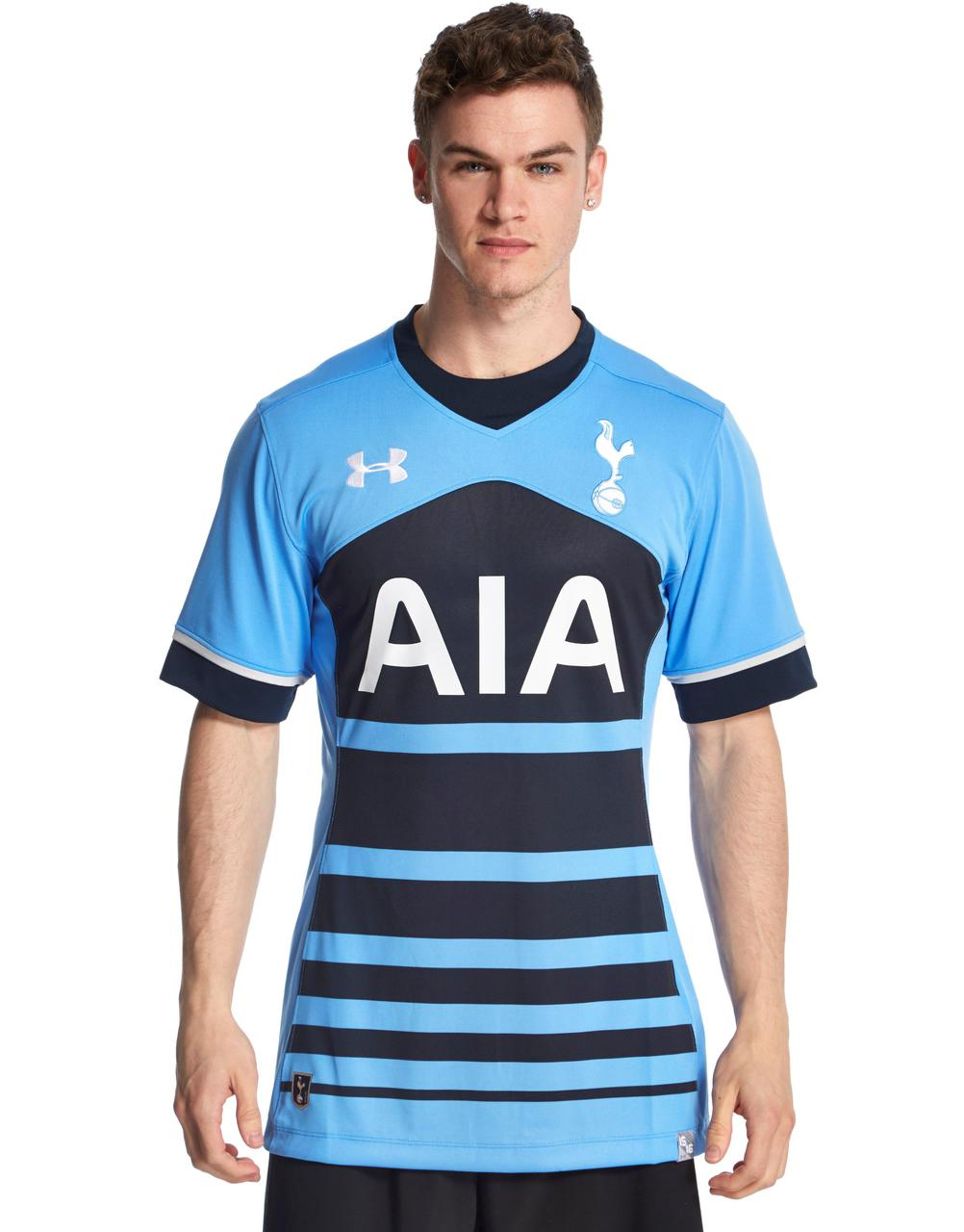 competitive price 2d885 252f1 Tottenham Hotspur 15/16 Under Armour Away Kit | 15/16 Kits ...