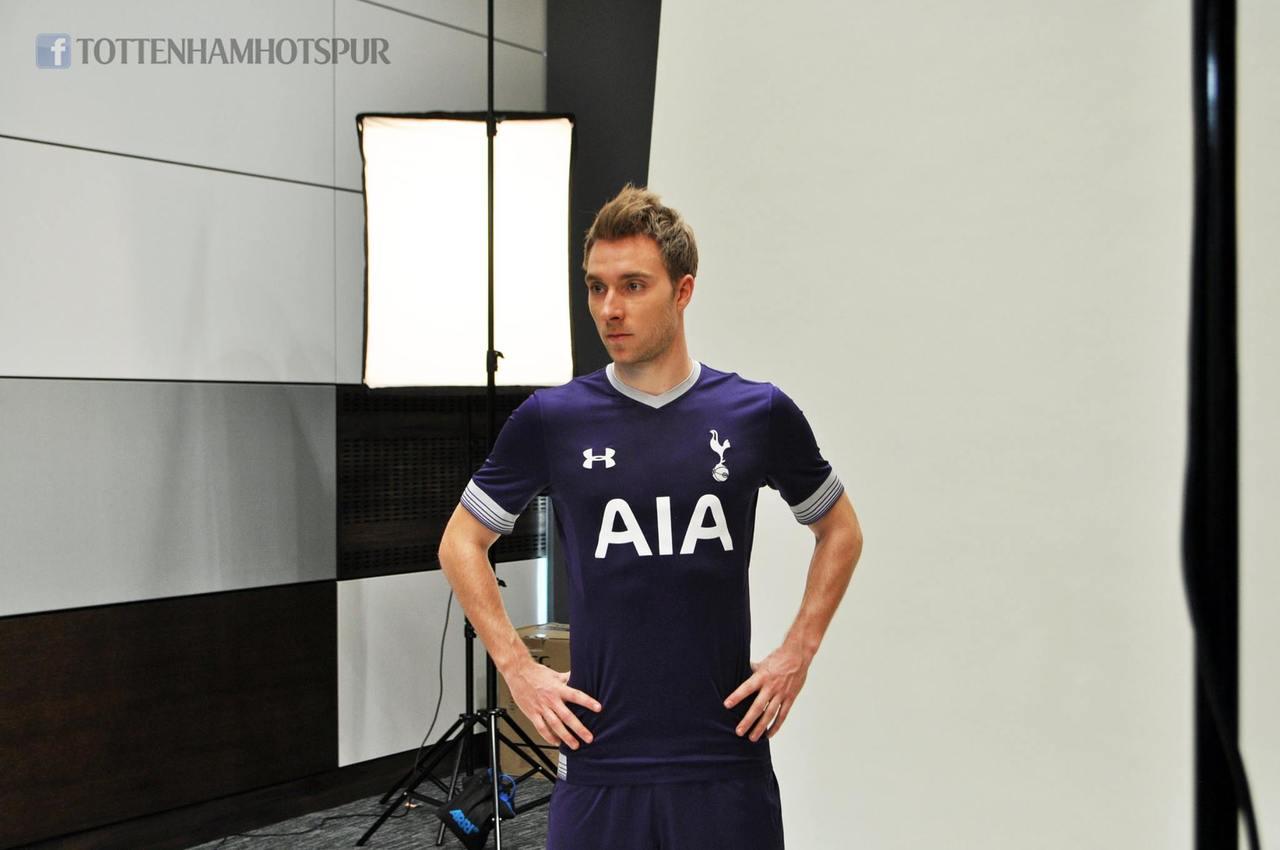 Agricultura Rancio Unirse  Tottenham Hotspur 15/16 Under Armour Third Kit | 15/16 Kits | Football shirt  blog
