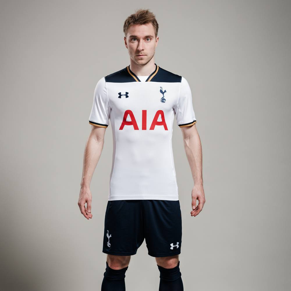 Tottenham: Tottenham Hotspur 16/17 Under Armour Home Kit