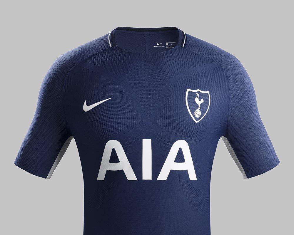 online store df25c 8fe23 Tottenham Hotspur 17/18 Nike Away Kit | 17/18 Kits ...