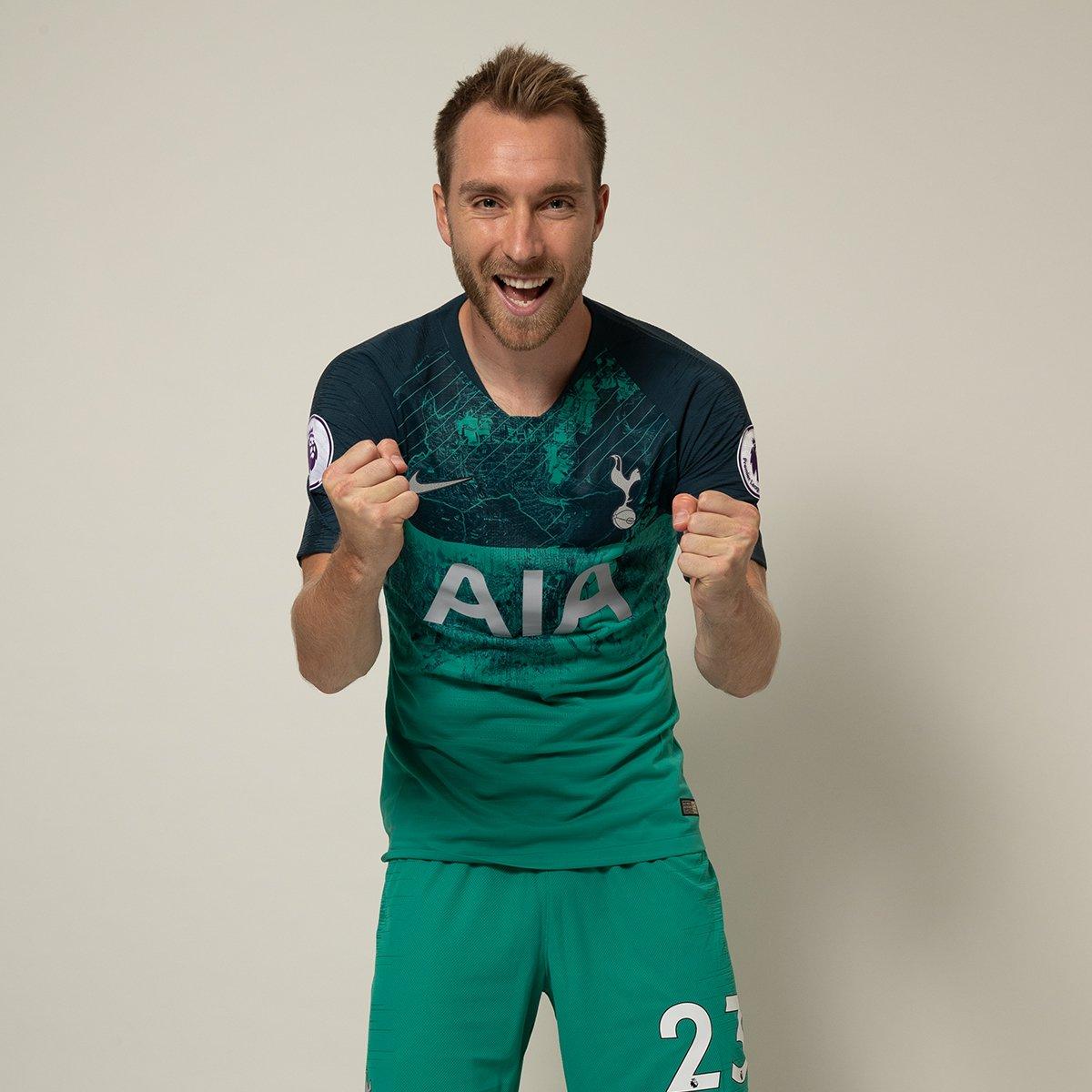 separation shoes ed4f7 f96ba Tottenham Hotspur 2018-19 Nike Third Kit | 18/19 Kits ...