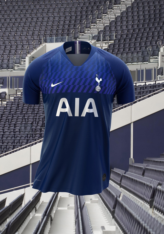 info for 73379 2cace Tottenham Hotspur 2019-20 Nike Away Kit | 19/20 Kits ...