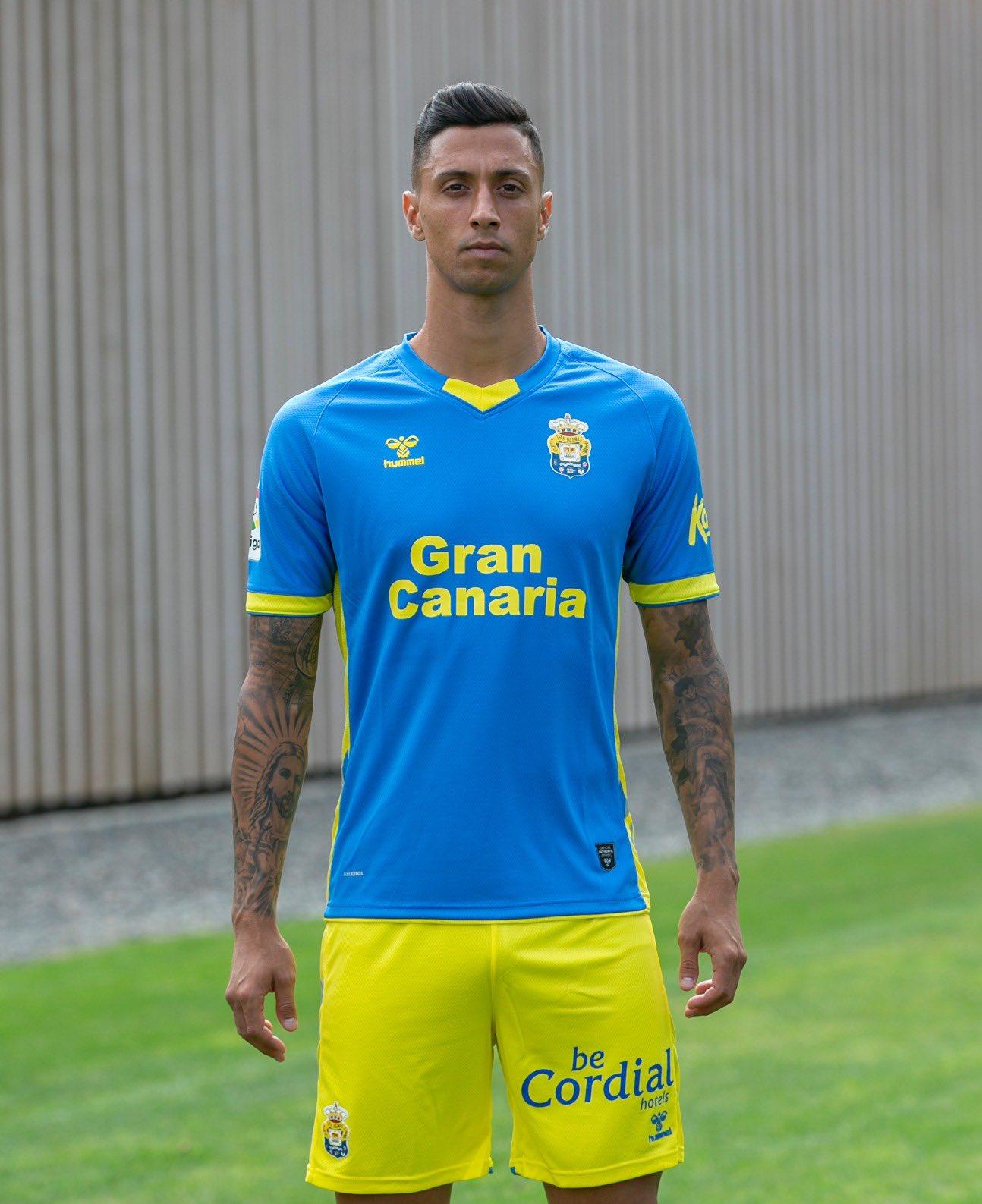 UD Las Palmas 2020-21 Hummel Home, Away and Third Kits   20/21 ...