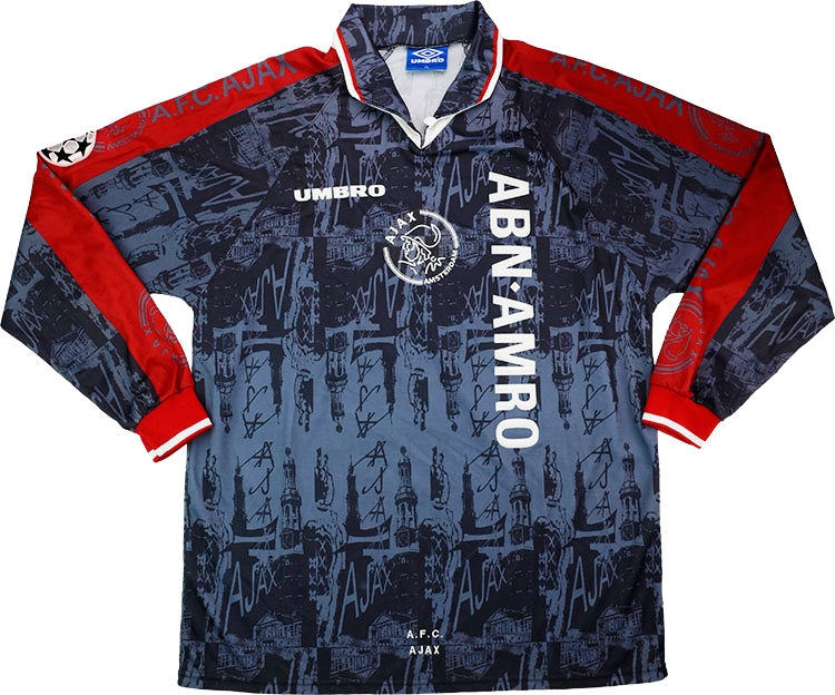 e4917ce0686 Click to enlarge image  umbro_1996_97_ajax_match_issue_champions_league_away_shirt_reuser_a.jpg ...