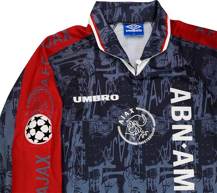 d2501ea64b3 ... Click to enlarge image  umbro_1996_97_ajax_match_issue_champions_league_away_shirt_reuser_c.jpg
