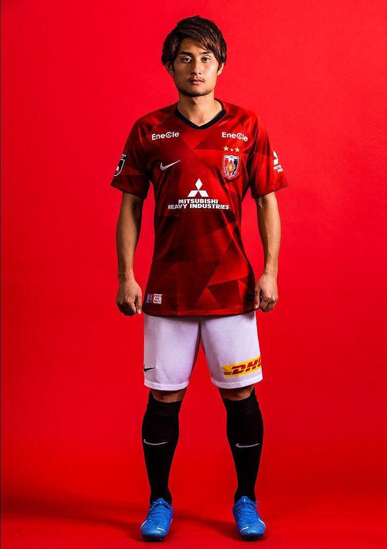 Urawa Red Diamonds 2020 Nike Home Kit   19/20 Kits   Football ...
