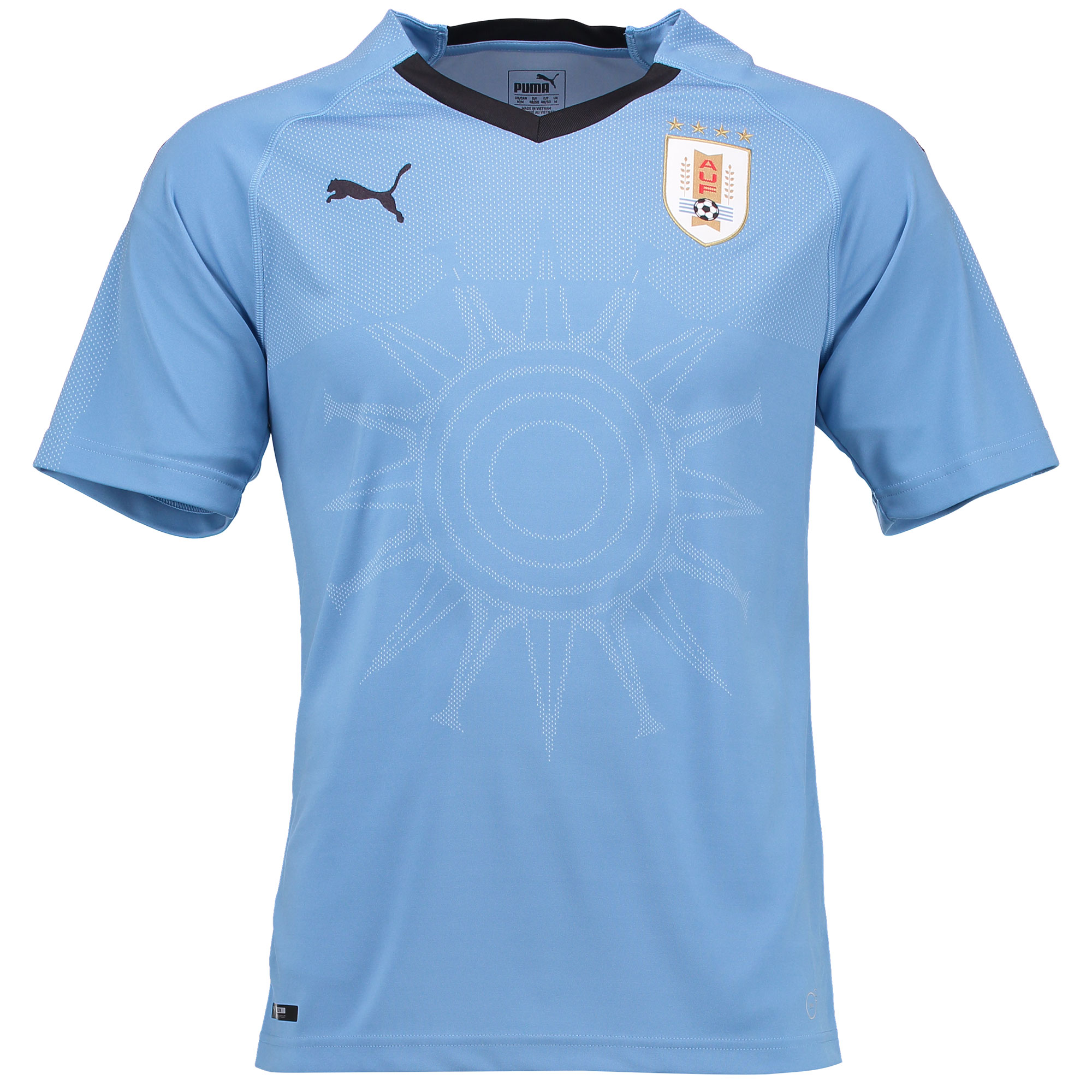 9d3710490 ... Click to enlarge image uruguay 2018 world cup puma home kit a3.jpg ...