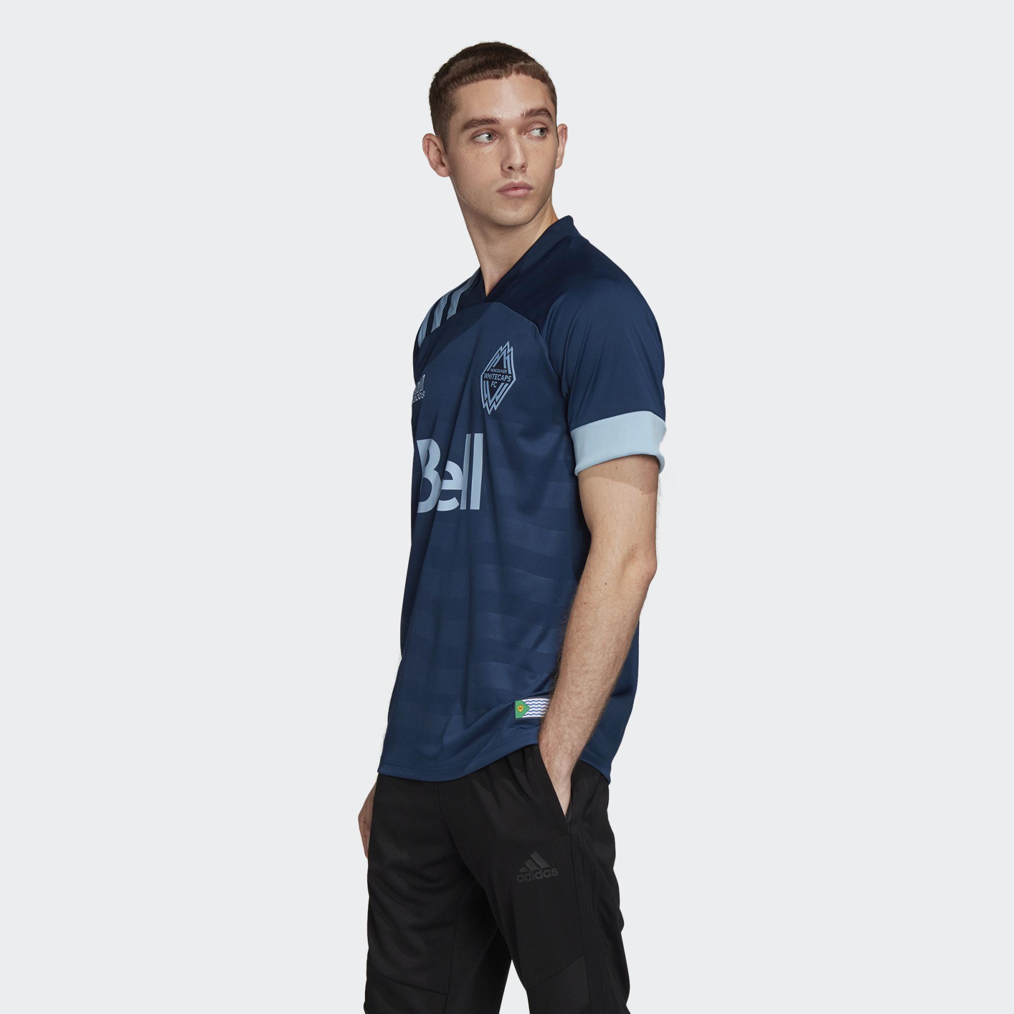 Vancouver Whitecaps 2020-21 Adidas Away Kit | 20/21 Kits ...