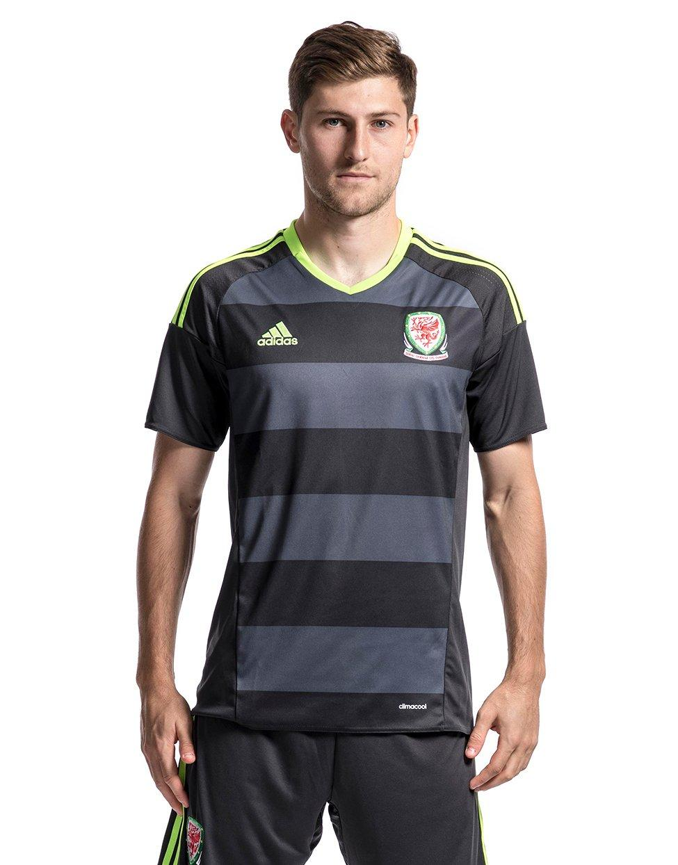 the latest 768b9 3f009 Wales 2016 Adidas Away Kit | 15/16 Kits | Football shirt blog