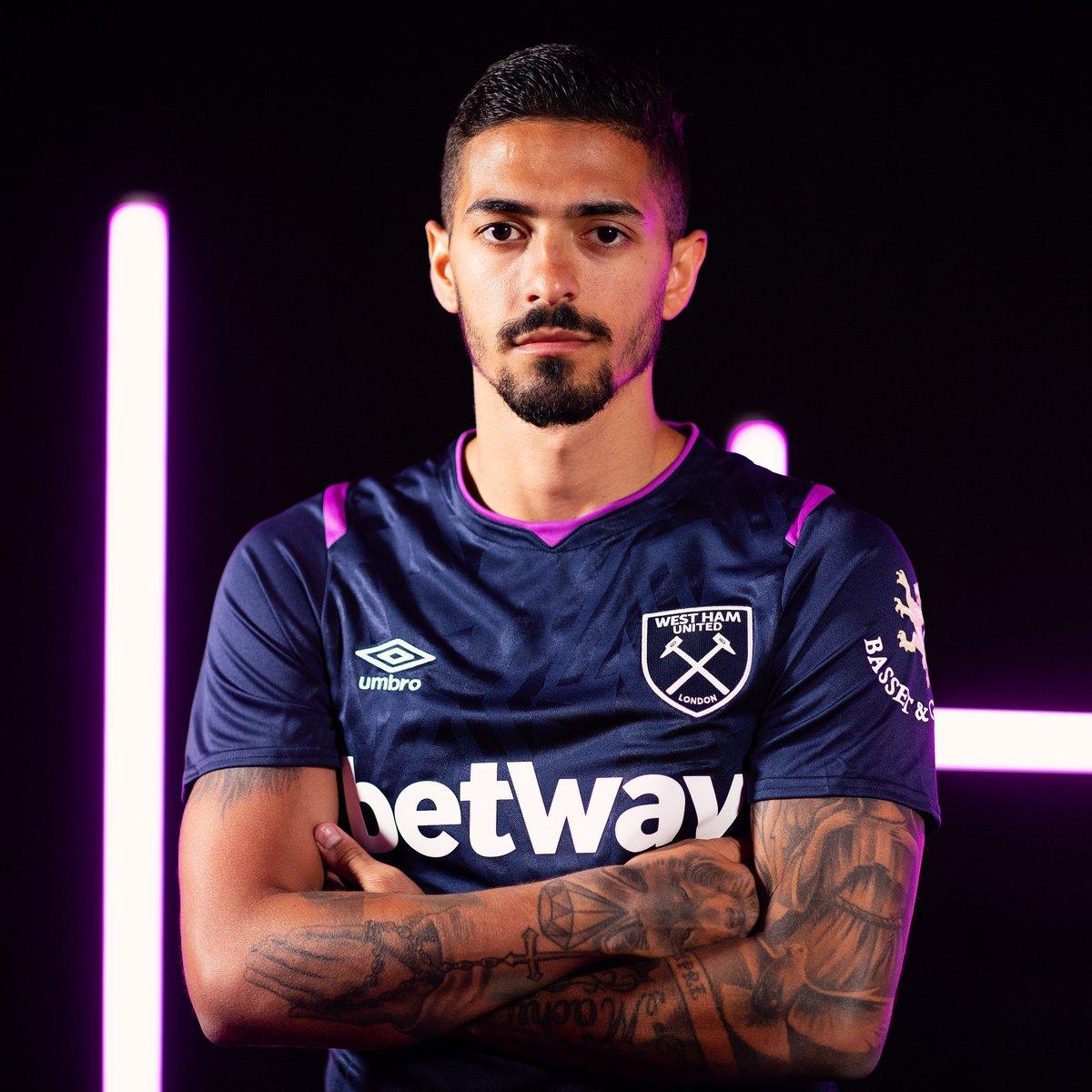 West Ham United 2019-20 Umbro Third Kit | 19/20 Kits ...