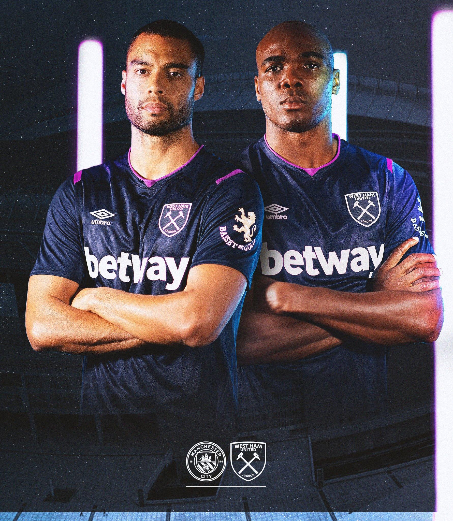watch 44922 d2a73 West Ham United 2019-20 Umbro Third Kit | 19/20 Kits ...